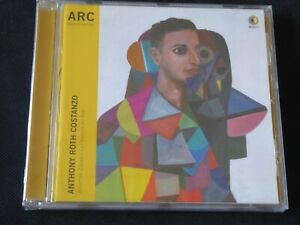 Anthony Roth Costanzo - ARC Glass/Handel Jonathan Cohen (NEW SEALED CD 2018)