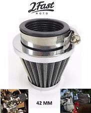 Suzuki Chrome Air Filter GS125 TS185 RG250 GT250 GT380