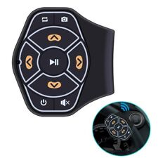 Car Stereo Steering Wheel Remote Control Wireless For Android & IOS