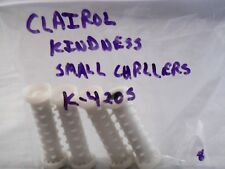 Replacement Hot Curlers Clairol Kindness Hairsetter K-420S SMALL set of 4