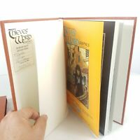 Thieves' World Graphics Vol 1 LE Signed Asprin Abbey Sale 9/500 Hardcover Book