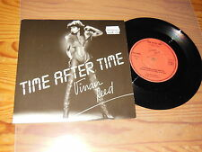 "Vivian Reed-Time After Time & telex/France PROMO Vinyl 7"" single MINT -"