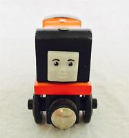 RARE Retired Wooden Thomas The Tank Engine Train & Friends - RUSTY -  EXCELLENT