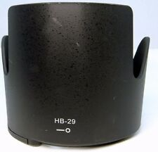 HB-29 Lens hood for Nikon 70-200mm f2.8 G- AF-S ED VR  --- NEW Free Shipping USA