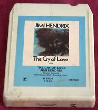 JIMI HENDRIX - The Cry of Love - STEREO 8 TRACK