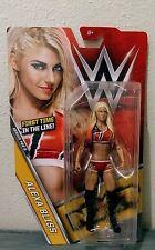 WWE Mattel Basic 68 Alexa Bliss Action Figure New!
