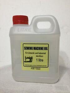 Sewing machine oil 1 litre