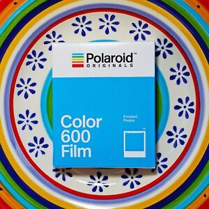 *NEW* 2 x Polaroid Colour instant film for 600 Type Camera - FREE POST