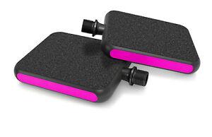 """MOTO Pedale Urban """"Reflex"""" Pink - das ultimative City Pedal für alle Schuharten"""