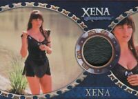 Xena Dangerous Liaisons Lucy Lawless as Xena Costume Card C9