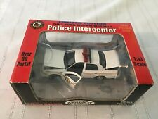 Gearbox Collectible Limited Edition 2001 Ford Crown Victoria Police Interceptor