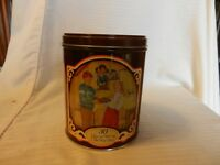 Nestle's Toll House Morsels Decorative Metal Round Tin from 1989 50 Years