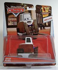 DISNEY PIXAR CARS BRIAN FUEL DELUXE DIE-CAST YE LEFT TURN INN SEALED MOSC 2014
