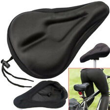 Bike Saddle Seat Cover Soft Extra Comfort GEL Bicycle GYM & Spinning Classes UK