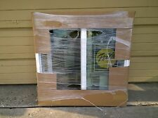 "Brand New: Pella White Vinyl Semi-Slider Home Window (35"" W x 34"" H)"