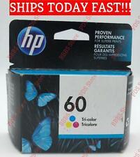 HP 60 Tri-Color Ink Cartridge CC643WN Genuine - EXP APRIL 2021 - SHIPS FAST!