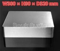 Power Amplifier/Pre-Amp/DAC Audio/Headphone Amp Chassis Aluminum Enclosure DIY