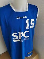superbe maillot basket ball Spalding  taille L n°15
