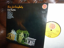 "Jack Dupree, Blues for Everybody, German Rare Bird BID 8020 Stereo LP, 12"" 1976"