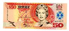 Fiji … P-108 … 50 Dollars … 2002 … *UNC*