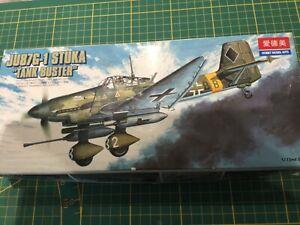ACADEMY 1/72 Junkers Ju87G-1 Stuka Tank Buster #12450