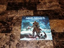 Amon Amarth Rare Jomsviking Deluxe Edition CD Sealed 2016 Heavy Metal Doro Pesch