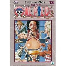 manga ONE PIECE NEW EDITION 13 - MANGA STAR COMICS - NUOVO