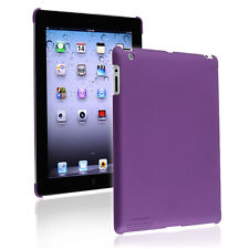 Marware MicroShell Slim Case for New iPad 2, 3, 4 with Retina - Purple, New