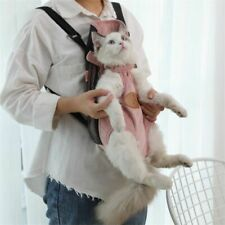 Cat Carrier Travel Bag Pet Backpack Comfortable Breathable Animal Shoulder Bag