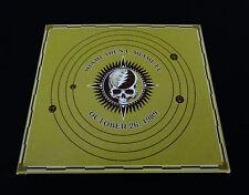 Grateful Dead 30 Trips Around The Sun 1989 Miami Arena Florida FL 10/26/89 3 CD