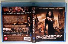 Blu-Ray Doomsday (Marshall, Rhona Mitra, Mc Dowell), TB Etat