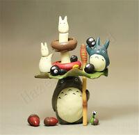 Anime Tonari no Totoro Décor de voiture Complet PVC Action Figure Modèle Jouet