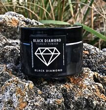 BLACK DIAMOND 42g/1.5oz Black Diamond Mica Powder Pigment - Black Diamond