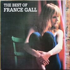 FRANCE GALL THE BEST OF France GALL RARE 33T LP COREE NEUF MINT + INSERT