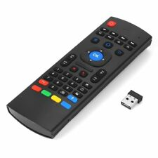 Air Mouse 2.4G Wireless Mini Keyboard Voice Search Remote Control For Android TV