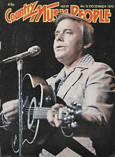COUNTRY MUSIC PEOPLE Dec 79 Tom T. Hall Jerry Reed Larry Gatlin Slim Whitman
