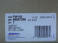 88957259 (FW153) - Hub & Bearing - GM ACDelco OE Service