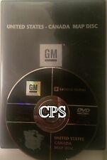 OEM GM General Motors Cadillac Navigation Disk CD 15906573 5.00