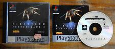 Jeu FIRESTORM THUNDERHAWK 2 sur Playstation 1 PS1 (one) REMIS A NEUF (Complet)