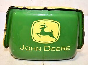 1972 John Deere 140 H3 Garden Tractor * SEAT w LOGO * Vtg Riding Lawn Mower Part