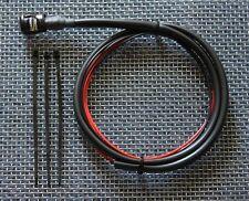 Motorcycle 12v Battery Monitor Voltmeter Volt alternator Charge warning lamp LED