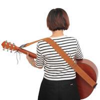 Electric Acoustic Guitar Shoulder Strap Adjustable Guitar Strap for Musical