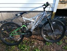 Avigo Blade 21 Speed Men's Mountain Bike In Need Of New Sprockets And A Chain.