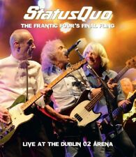 STATUS QUO - The Frantic Four's Final Fling - Live at the Dublin O2 Area...