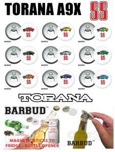 Holden A9X TORANA -  Magnetic Bottle Opener - BARBUD