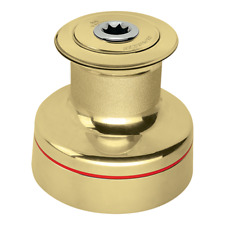 40 Plain-Top Radial Bronze Winch - 2 Speed -  | Harken | HK40.2PTBBB
