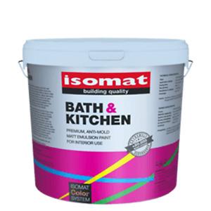 ISOMAT BATH & KITCHEN - White - Anti-Mould Emulsion