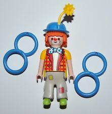 S07H03 Payaso playmobil serie 7 pitre,Palhaço,clown,道化師,Клоун,cumpleaños 5537