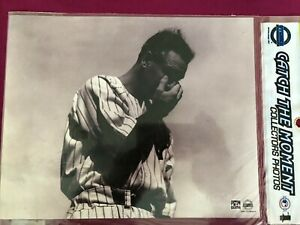 """Lou Gehrig 8"""" x 10"""" Photo, Steiner """"Catch the Moment"""""""