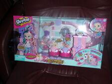 NEW Shopkins Party Game Arcade HTF Set w/ EXCLUSIVE Pretti Pressie Shoppies Doll